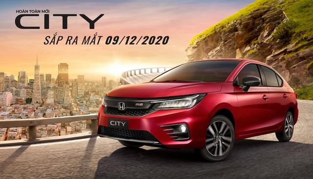 Lộ thông số 3 phiên bản Honda City 2020 tại Việt Nam: Không có turbo, bản giữa cắt trang bị, giá có thể rẻ - Ảnh 1.