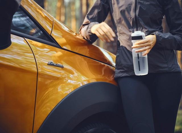Ford EcoSport bản nâng cấp mới nhá hàng: Thiết kế thể thao, gầm cao hơn trước - Ảnh 1.