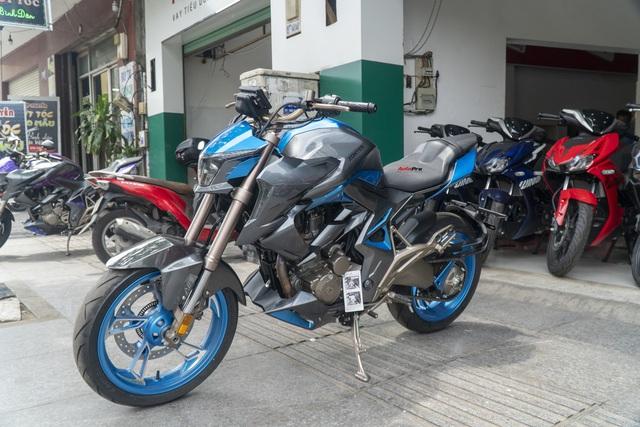 Chi tiết Zontes 310R giá 95 triệu đồng tại Việt Nam: Gốc Trung Quốc, có ABS, đấu Honda CB300R và Kawasaki Z300 - Ảnh 3.