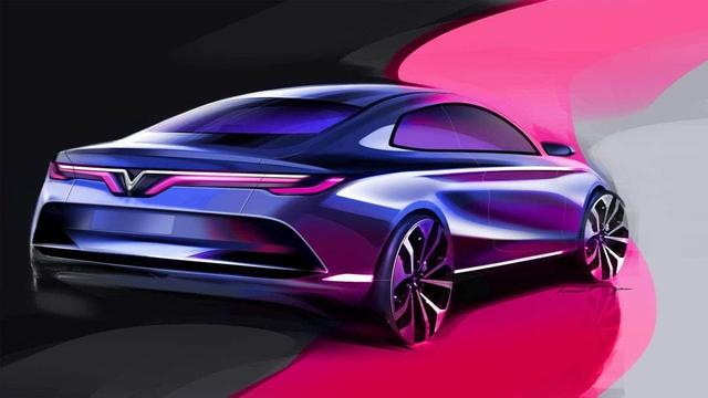 Lộ bản vẽ VinFast Lux A2.0 phiên bản 2 cửa: Xe thể thao Việt tham vọng đối đầu Mercedes E-Class Coupe? - Ảnh 3.