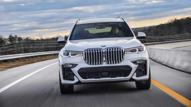 BMW X5 và X7 M Sport 2020 chính hãng về Việt Nam: Giá có thể mềm, làm khó xe nhập tư - Ảnh 7.