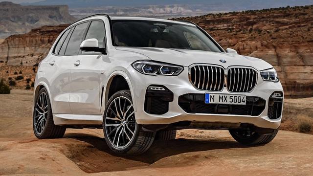 BMW X5 và X7 M Sport 2020 chính hãng về Việt Nam: Giá có thể mềm, làm khó xe nhập tư - Ảnh 1.