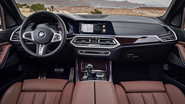 BMW X5 và X7 M Sport 2020 chính hãng về Việt Nam: Giá có thể mềm, làm khó xe nhập tư - Ảnh 3.