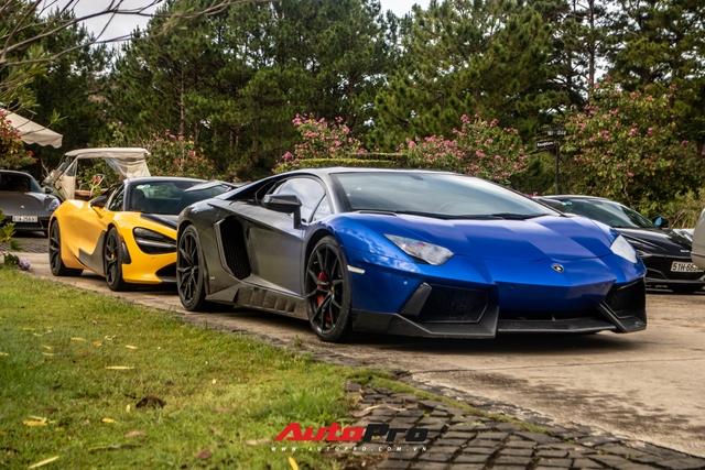 Bắt trend, Lamborghini Aventador biến hoá với ngoại thất khác lạ lần thứ 3 - Ảnh 6.