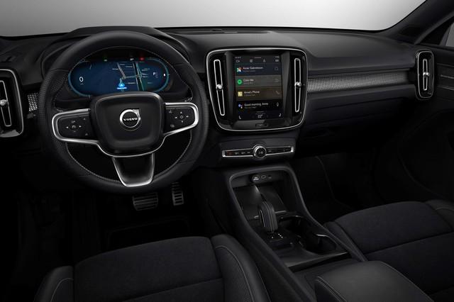 Volvo XC20 - SUV nhỏ hạng sang đang thành hình  - Ảnh 2.