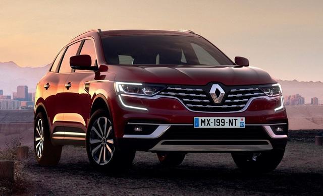 Renault Koleos 2021 sắp về Việt Nam: SUV Pháp khó rẻ, cạnh tranh Honda CR-V và Mazda CX-5 - Ảnh 1.