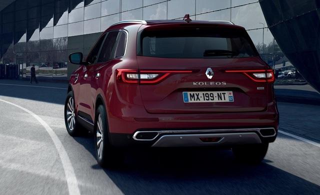 Renault Koleos 2021 sắp về Việt Nam: SUV Pháp khó rẻ, cạnh tranh Honda CR-V và Mazda CX-5 - Ảnh 5.