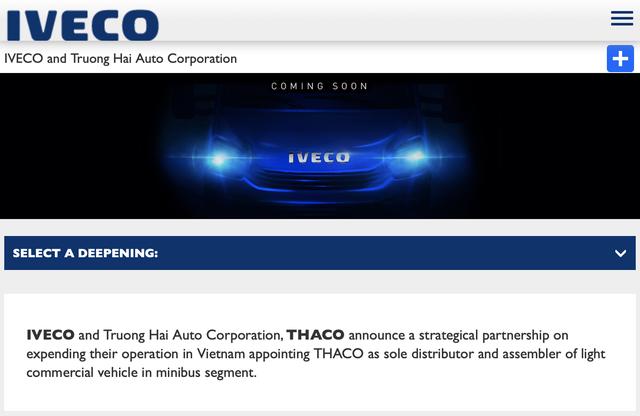 Lộ xe mới do THACO phân phối cạnh tranh Hyundai Solati và Ford Transit: Thương hiệu Châu Âu, thiết kế lạ, lắp ráp tại Việt Nam - Ảnh 2.