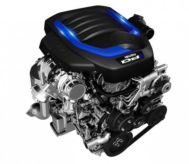 Isuzu tung D-Max phiên bản thể thao đối đầu với Ford Ranger và Toyota Hilux - Ảnh 5.