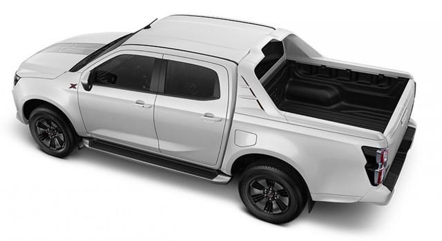 Isuzu tung D-Max phiên bản thể thao đối đầu với Ford Ranger và Toyota Hilux - Ảnh 1.