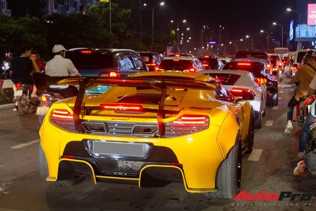 Dàn siêu xe Hà Thành tụ tập mừng sinh nhật ca sĩ Tuấn Hưng, một chi tiết gây tiếc nuối - Ảnh 7.