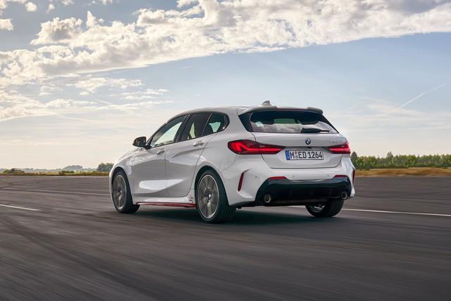 Ra mắt BMW 128ti: Xe sang hạ mình đấu Honda Civic và Ford Focus - Ảnh 4.