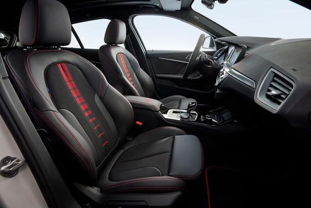 Ra mắt BMW 128ti: Xe sang hạ mình đấu Honda Civic và Ford Focus - Ảnh 6.