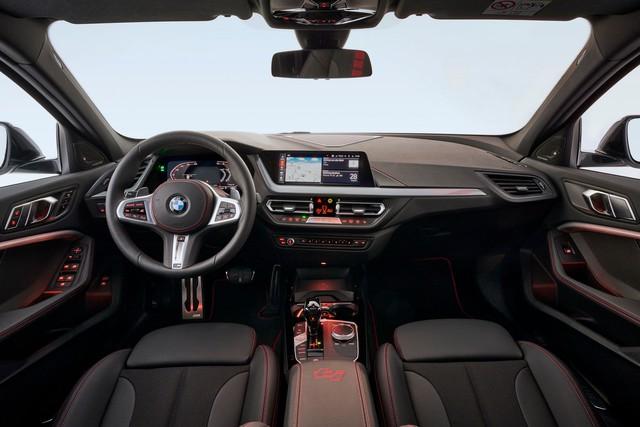 Ra mắt BMW 128ti: Xe sang hạ mình đấu Honda Civic và Ford Focus - Ảnh 5.