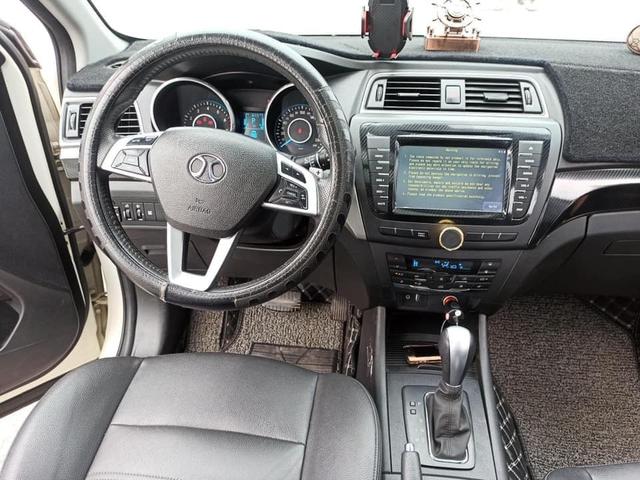 Sau 4 năm, SUV Tàu Baic X65 bán lại rẻ hơn VinFast Fadil 50 triệu đồng - Ảnh 4.