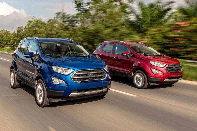 Ra mắt Ford EcoSport 2020 tại Việt Nam: Giá từ hơn 600 triệu, điều chỉnh trang bị trước áp lực cạnh tranh từ Kia Seltos - Ảnh 5.