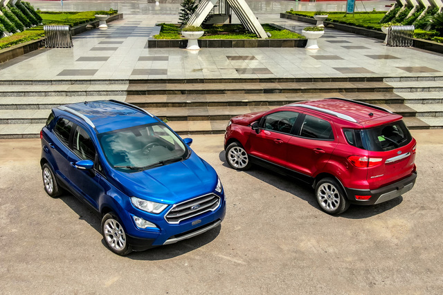 Ra mắt Ford EcoSport 2020 tại Việt Nam: Giá từ hơn 600 triệu, điều chỉnh trang bị trước áp lực cạnh tranh từ Kia Seltos - Ảnh 1.