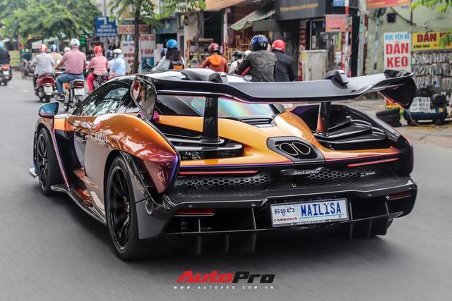 Hoàng Kim Khánh thay đổi dàn siêu xe như thế nào trong năm 2020: Tậu hai xe mới tổng trị giá 100 tỷ đồng, nâng cấp bộ đôi xe cũ - Ảnh 3.