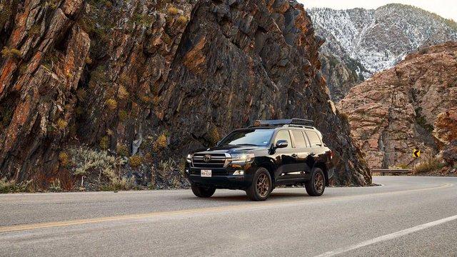 Lại rộ tin huyền thoại Toyota Land Cruiser bị khai tử vào năm sau - Ảnh 1.