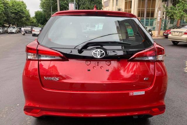 Toyota Yaris 2020 cập bến Việt Nam: Đầu hầm hố như Camry, đèn full LED kiểu Lexus - Ảnh 7.