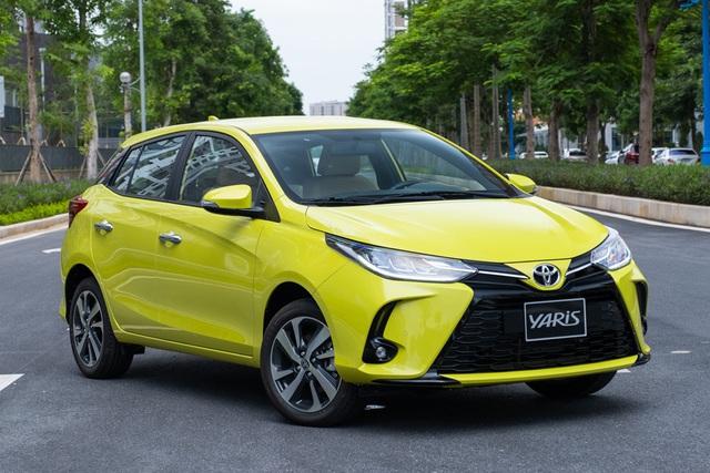 Ra mắt Toyota Yaris 2020 tại Việt Nam: Thiết kế mới, thêm trang bị, giá 668 triệu cao 'ngất ngưởng' so với Mazda2 - Ảnh 1.