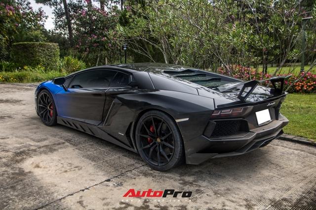 Bắt trend, Lamborghini Aventador biến hoá với ngoại thất khác lạ lần thứ 3 - Ảnh 7.
