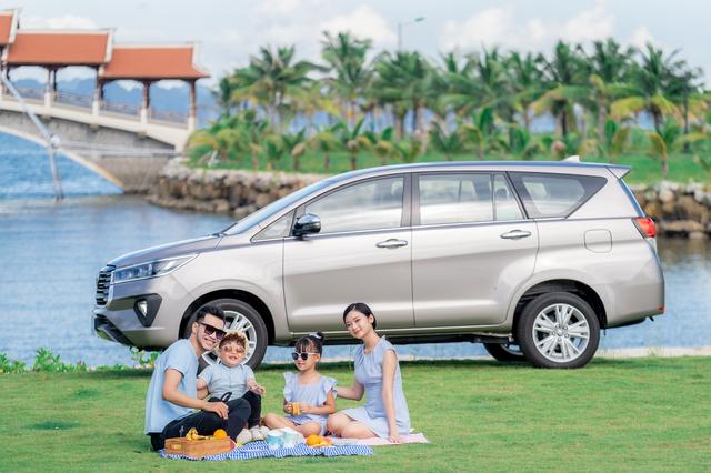 Toyota Innova nâng cấp tại Việt Nam: Bản dịch vụ thêm trang bị, giảm giá cả chục triệu đồng cạnh tranh Mitsubishi Xpander - Ảnh 3.