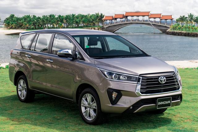 Toyota Innova và bài toán khó lấy lại ngôi vương từ Mitsubishi Xpander - Ảnh 1.