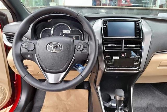 Toyota Yaris 2020 cập bến Việt Nam: Đầu hầm hố như Camry, đèn full LED kiểu Lexus - Ảnh 5.