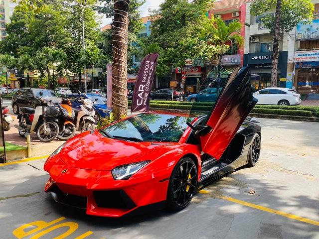 Lamborghini Aventador LP700-4 có lai lịch đặc biệt nhất Việt Nam tiếp tục biến hoá với diện mạo khác lạ - Ảnh 4.