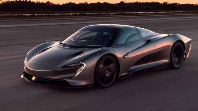 Những siêu xe mạnh mẽ nhất từng được sản xuất - Ảnh 2.
