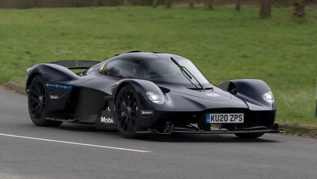 Những siêu xe mạnh mẽ nhất từng được sản xuất - Ảnh 3.
