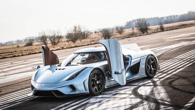 Những siêu xe mạnh mẽ nhất từng được sản xuất - Ảnh 4.
