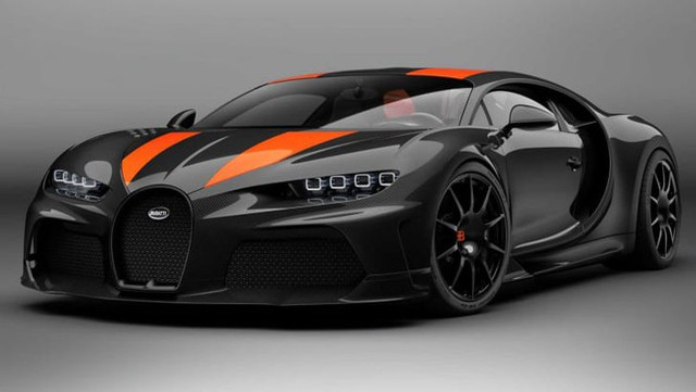 Những siêu xe mạnh mẽ nhất từng được sản xuất - Ảnh 6.