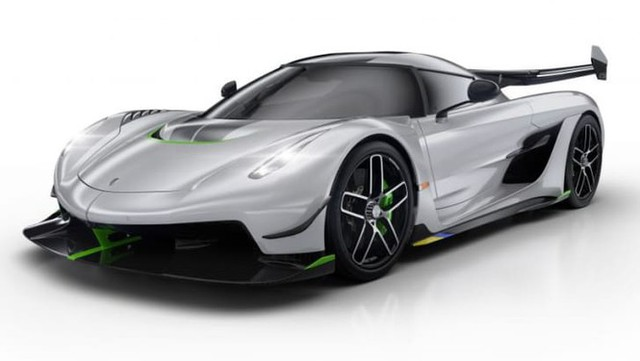 Những siêu xe mạnh mẽ nhất từng được sản xuất - Ảnh 7.