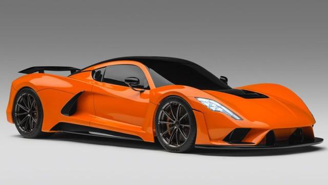 Những siêu xe mạnh mẽ nhất từng được sản xuất - Ảnh 9.