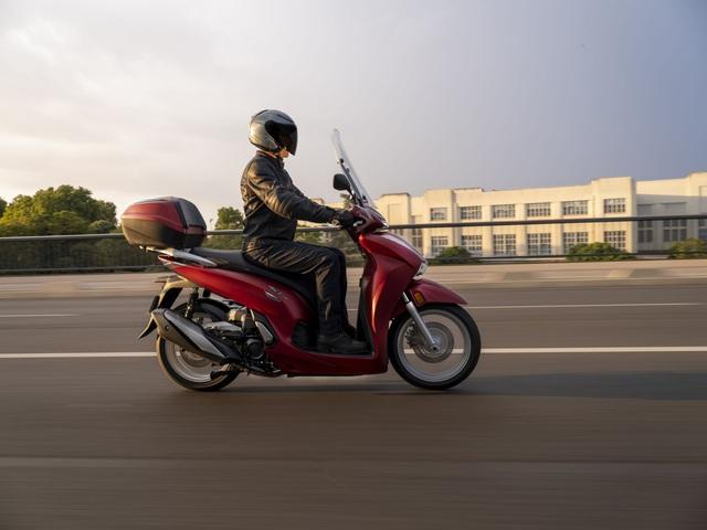 Ra mắt Honda SH 350i - Phóng to SH 150i đang bán ở Việt Nam - Ảnh 6.