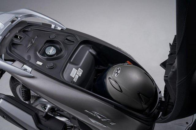 Ra mắt Honda SH 350i - Phóng to SH 150i đang bán ở Việt Nam - Ảnh 9.