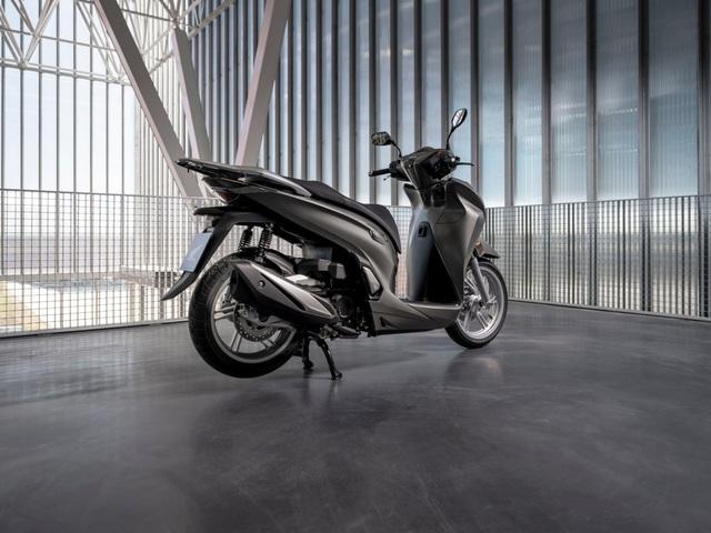 Ra mắt Honda SH 350i - Phóng to SH 150i đang bán ở Việt Nam - Ảnh 5.