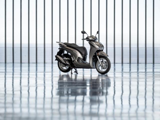 Ra mắt Honda SH 350i - Phóng to SH 150i đang bán ở Việt Nam - Ảnh 4.