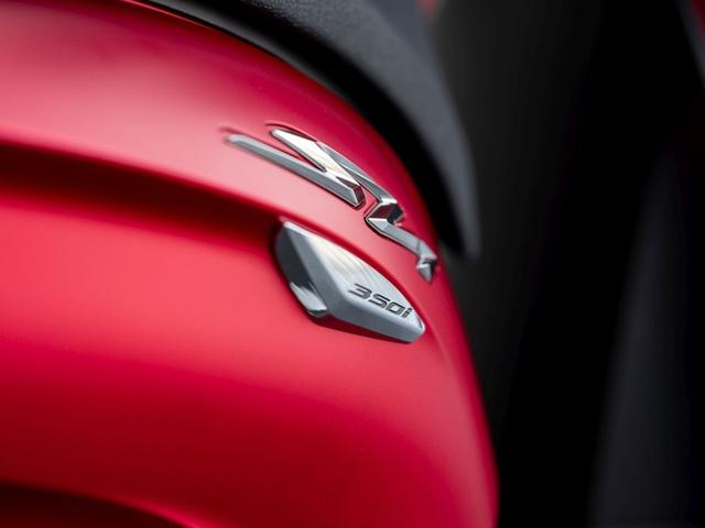 Ra mắt Honda SH 350i - Phóng to SH 150i đang bán ở Việt Nam - Ảnh 2.