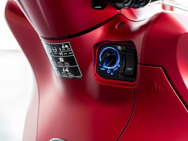 Ra mắt Honda SH 350i - Phóng to SH 150i đang bán ở Việt Nam - Ảnh 10.