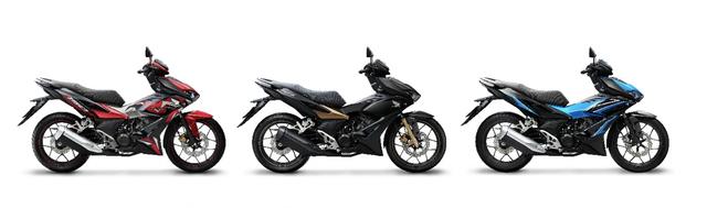 Honda Winner tăng tốc, Yamaha Exciter đứng yên - Cuộc đua khó lường phân khúc xe côn tay 150cc  - Ảnh 1.