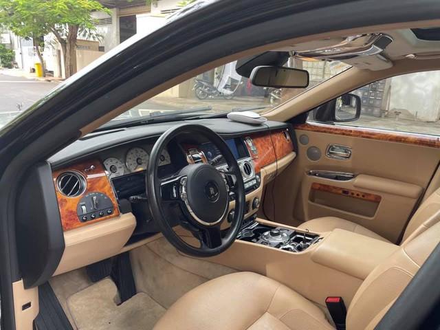 Sau 10 năm, Rolls-Royce Ghost bán lại giá chưa tới 9 tỷ đồng dù chỉ chạy 30.000km - Ảnh 4.