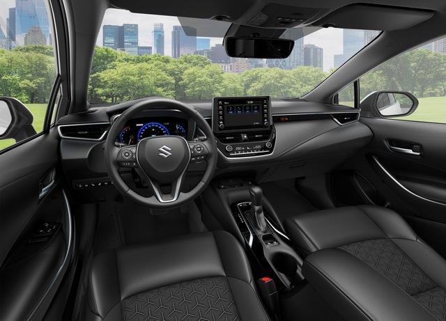 Suzuki Swace gây sốc khi đắt hơn bản gốc Toyota Corolla - Ảnh 2.