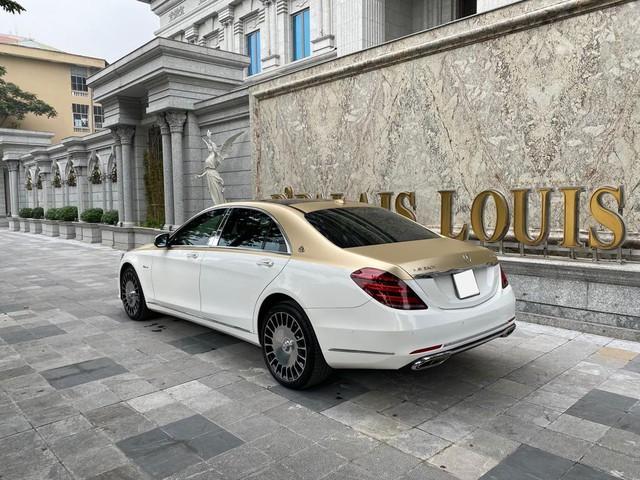 Độ xe trẻ hoá 5 năm tuổi, chủ nhân Mercedes-Benz S-Class bán xe ngang giá 2 chiếc Toyota Camry 2020 - Ảnh 2.