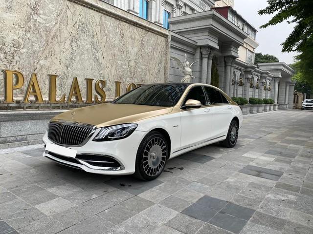 Độ xe trẻ hoá 5 năm tuổi, chủ nhân Mercedes-Benz S-Class bán xe ngang giá 2 chiếc Toyota Camry 2020 - Ảnh 5.