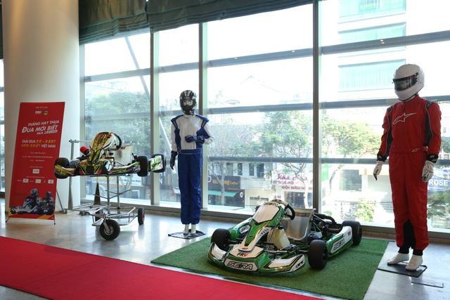 Thắng hay thua đua mới biết, giải Go-Kart đầu tiên tại Việt Nam thêm thể thức đua liên tục 2 tiếng  - Ảnh 1.