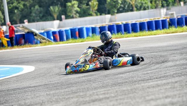 Thắng hay thua đua mới biết, giải Go-Kart đầu tiên tại Việt Nam thêm thể thức đua liên tục 2 tiếng  - Ảnh 3.