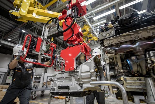 Phát triển công nghiệp hỗ trợ sản xuất ô tô: Vẫn loay hoaytìm lối thoát - Ảnh 1.